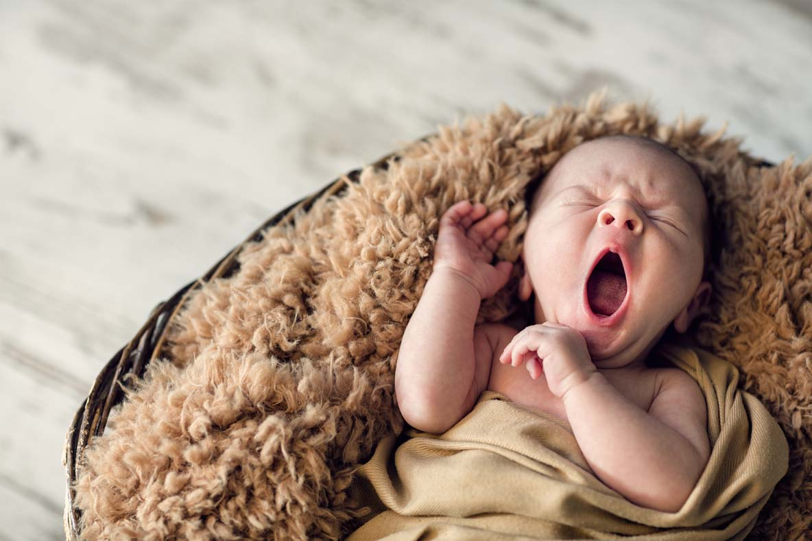 Six Essentials to Understanding Over-Tired Babies