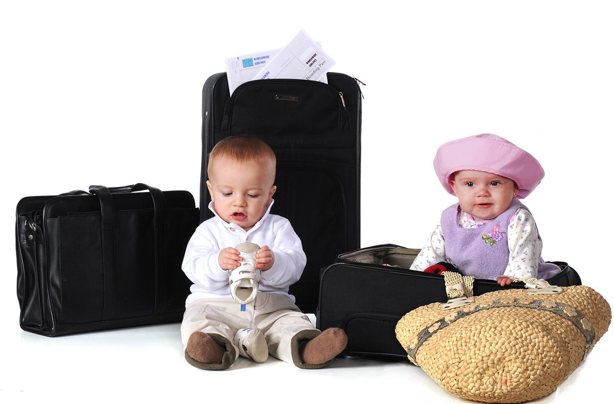 6 Best Tips to Travelling With a Baby