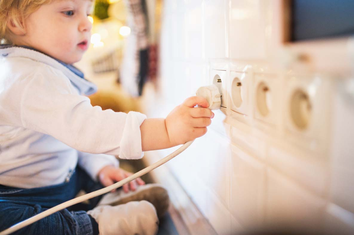 How to Keep Babies Safe from Household Hazards