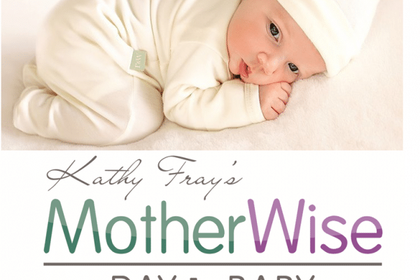Motherwise Day 1 baby heirloom layetee