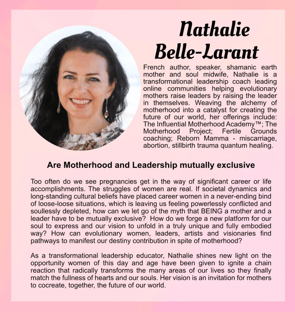 Motherhood and Leadership