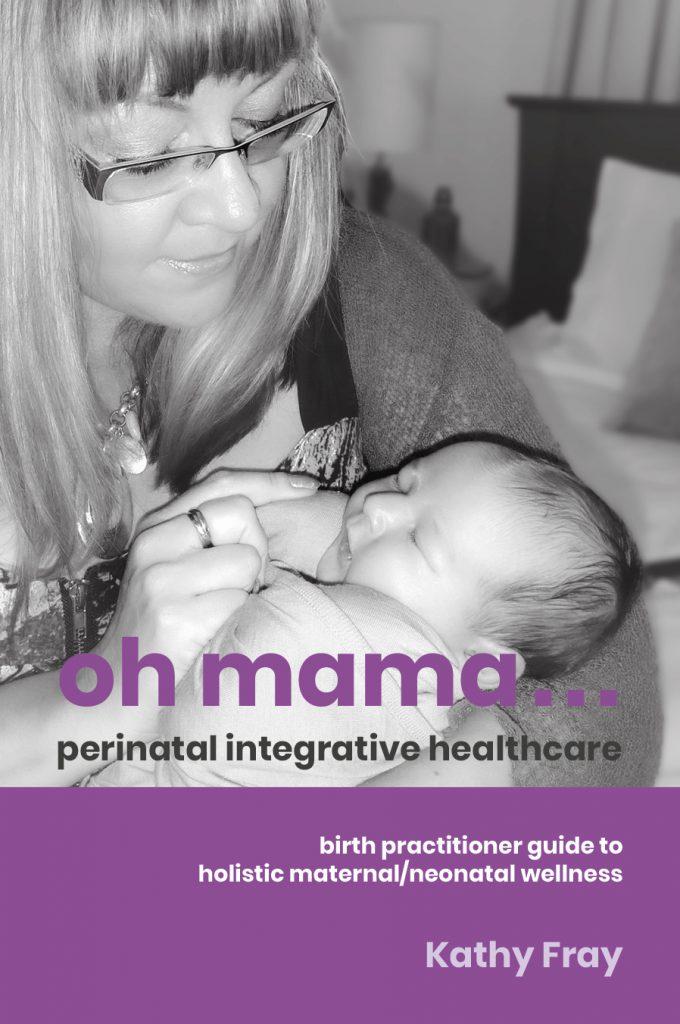Oh Mama … Perinatal Integrative Healthcare book cover