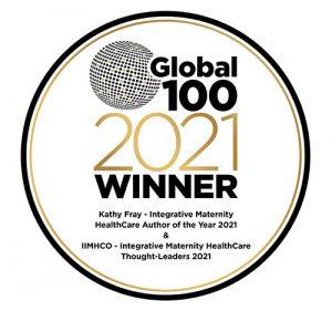 Global 100 - 2021 badge KathyFray & IIMHCO